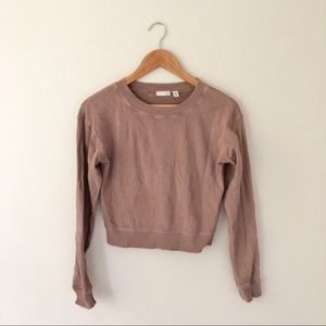 BP. Blush Crop Sweater